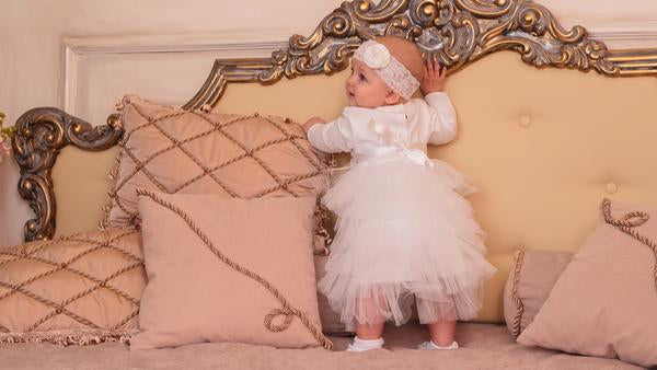 christening baby outfits