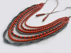 ethnic beaded jewelry