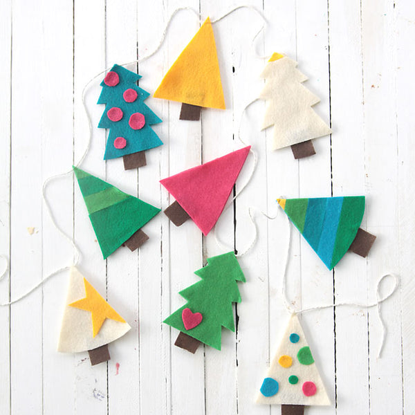 Homemade diy christmas tree garland three snails diy christmas ornament master class solutioingenieria Image collections