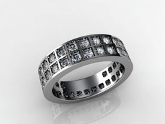 male diamond wedding rings