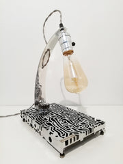 Industrial Table Lamp Pride&Joy - 1