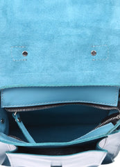 Small leather crossover bag - 3