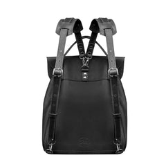 Small black ladies rucksack - 2
