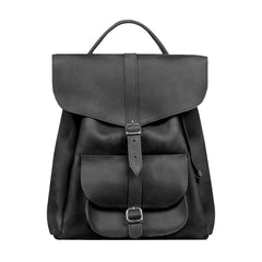 Small black ladies rucksack - 1