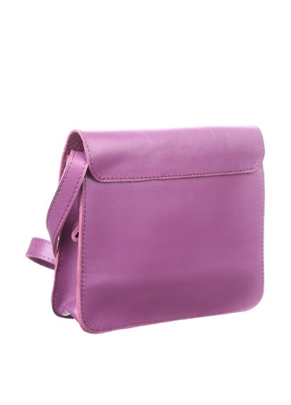 Lilac shoulder bag - 2