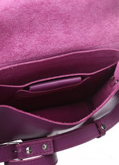 Lilac shoulder bag - 3