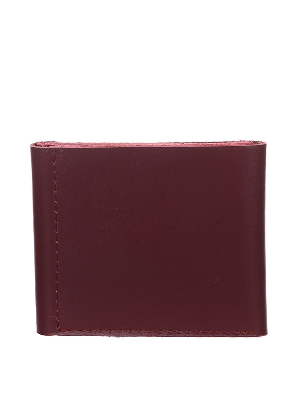 Handmade leather bifold wallet - 2