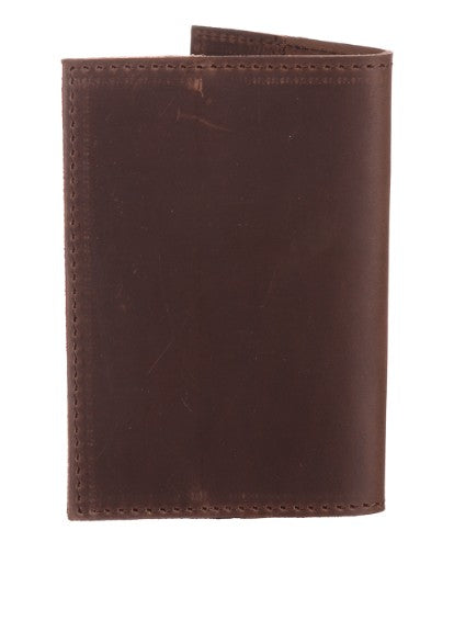 Red leather passport holder - 7
