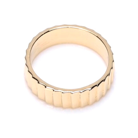 Infity ring band for women - 3