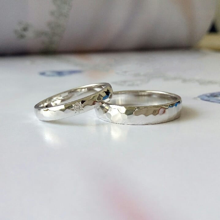 Weddings bands for couple - 2