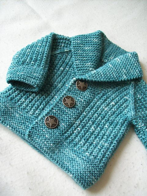 Boys knitted jumper - 1