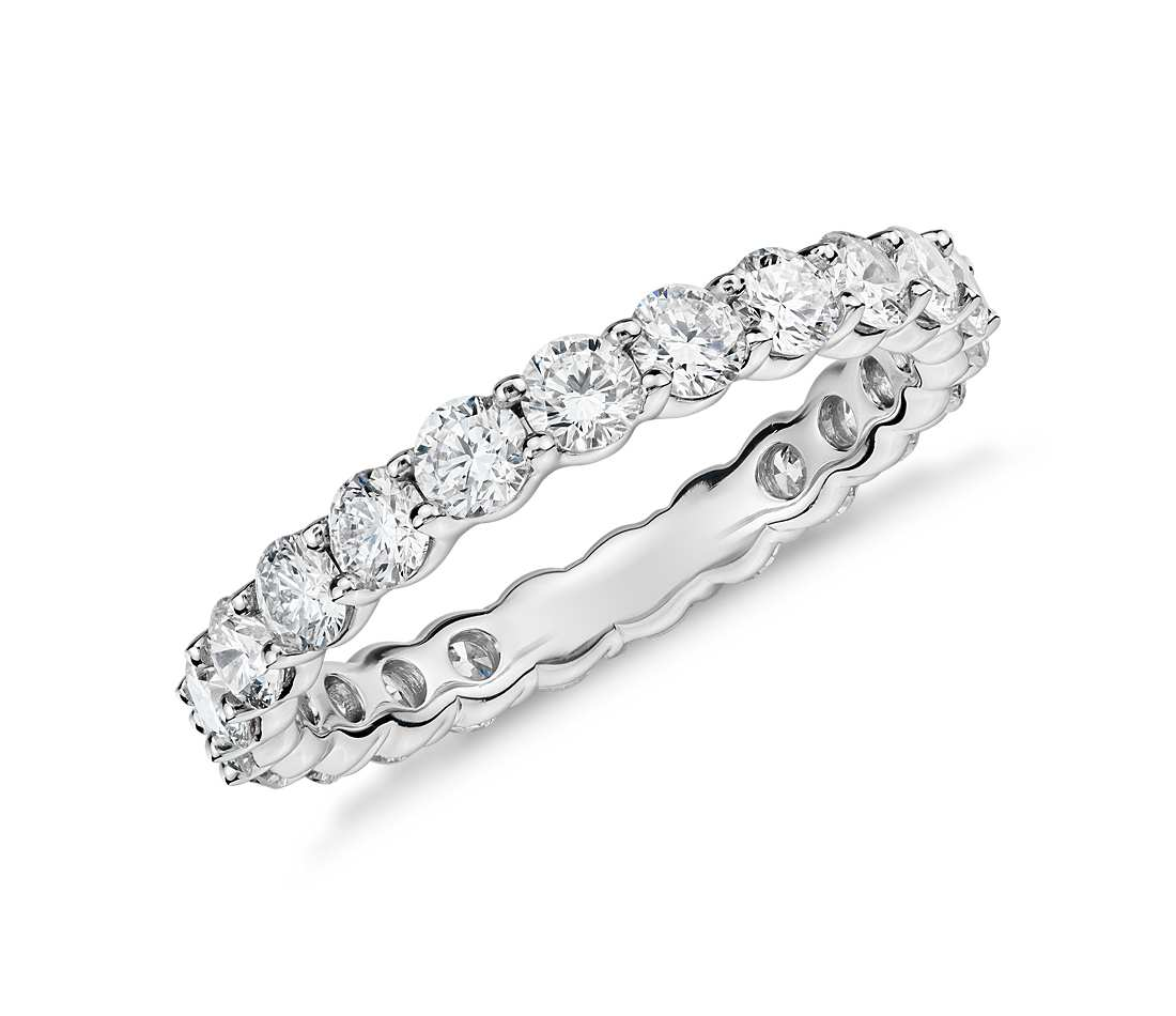 Classic eternity ring for women - 1