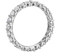 Classic eternity ring for women - 2