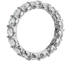 Round eternity ring for women - 2