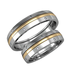 Hararuk Jewelry diamond wedding band