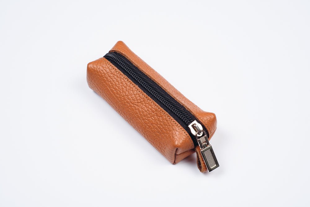 Leather key holder - 3
