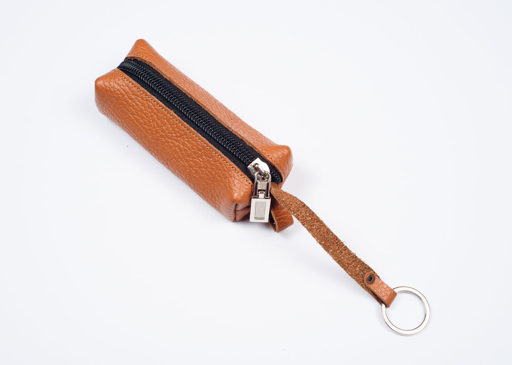 Leather key holder - 2