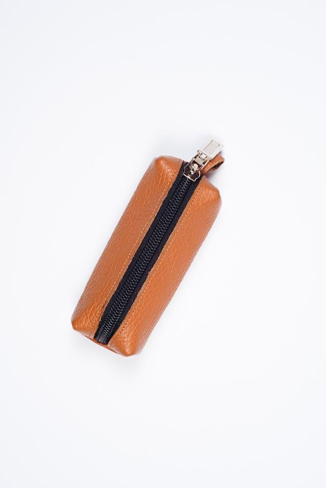 Leather key holder - 4