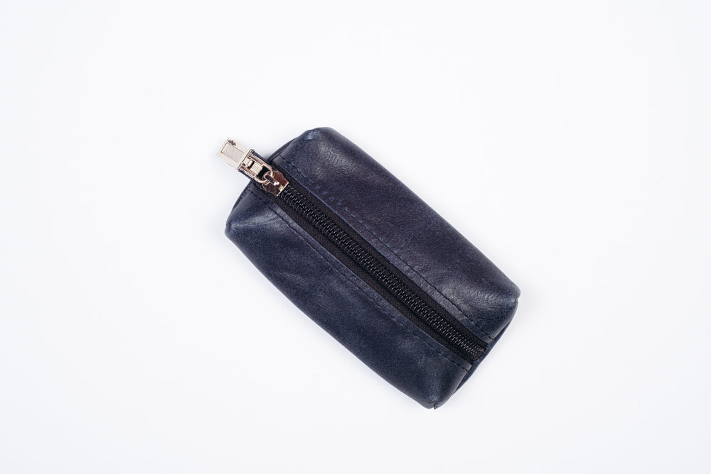 Leather key pouch - 4