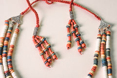"Bead necklaces ""Rainbow"""