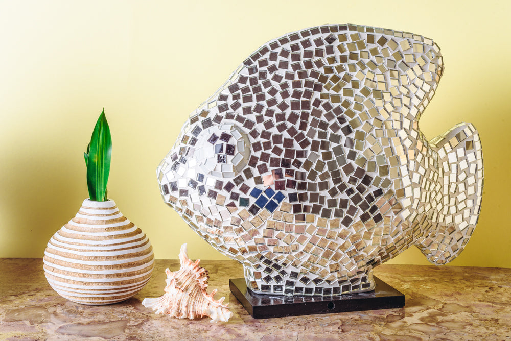 Fish Table Lamp - 6