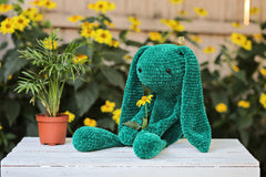 Crochet toy Bunny - 2