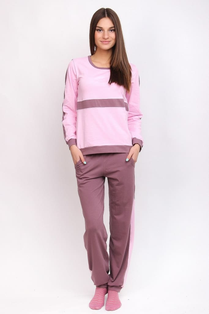 Amazing Pajama Lady Set (Jumper And Pants) - Vasylchenko1