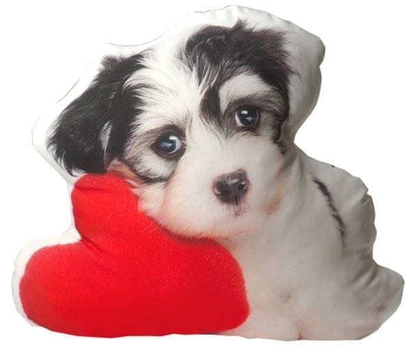 Animal Shaped Pillow Doggy - Pillow