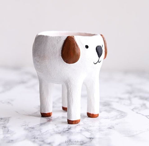 Animal Succulent Pot - Plant Pot