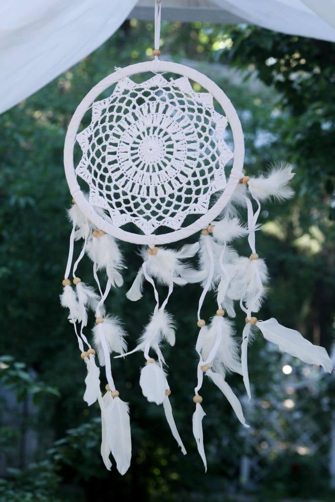 Authentic dreamcatcher - 1