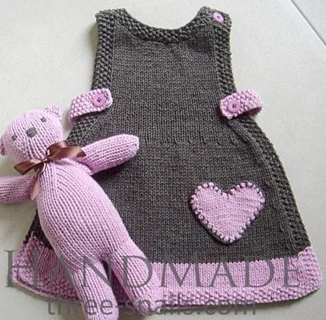 Baby Girl Dress - Baby Clothes
