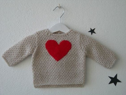 Baby Girl Pullover - Baby Clothes