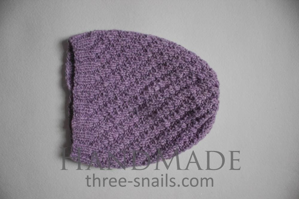 Baby Knitted Hats Warm Mood - Baby Clothes