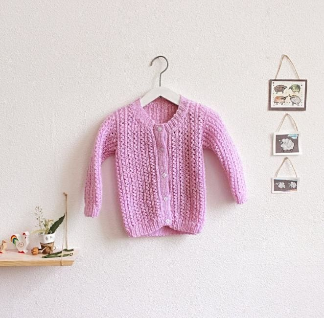 Baby Sweatshirt Pink Dream - Baby Clothes