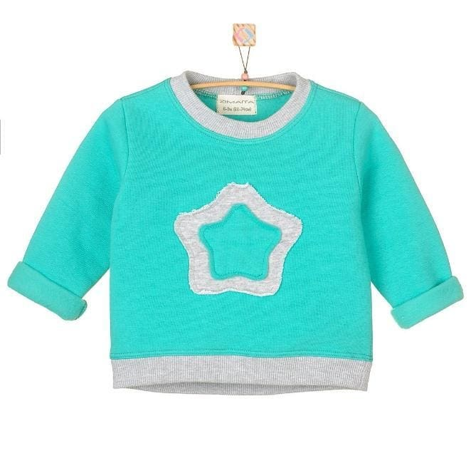 Baby Sweatshirt Star - Baby Clothes