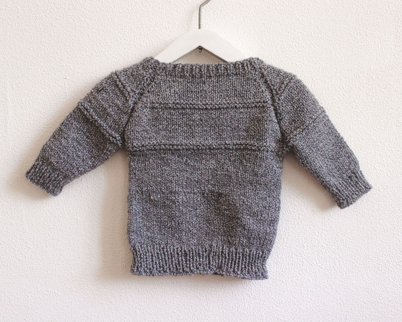 Baby Wool Sweater - Baby Clothes