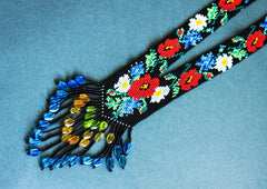 Beaded Gerdan Wildflowers - Melnichenko1