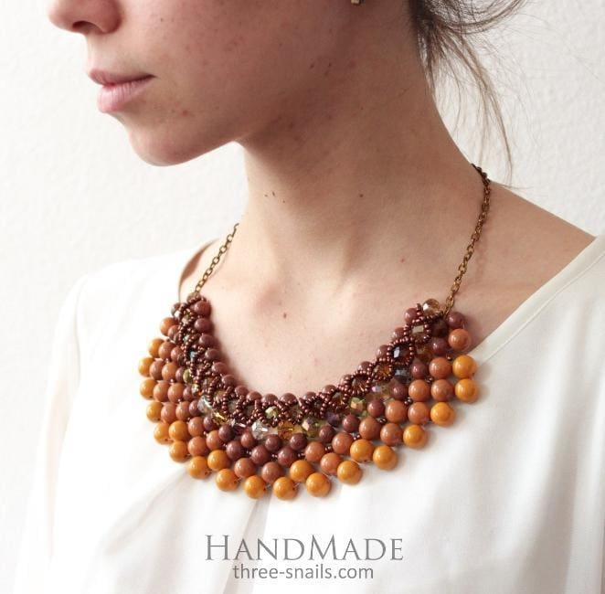 buy handmade necklace