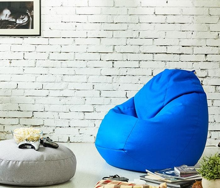 Bean Bag Chair - Floor Cushion