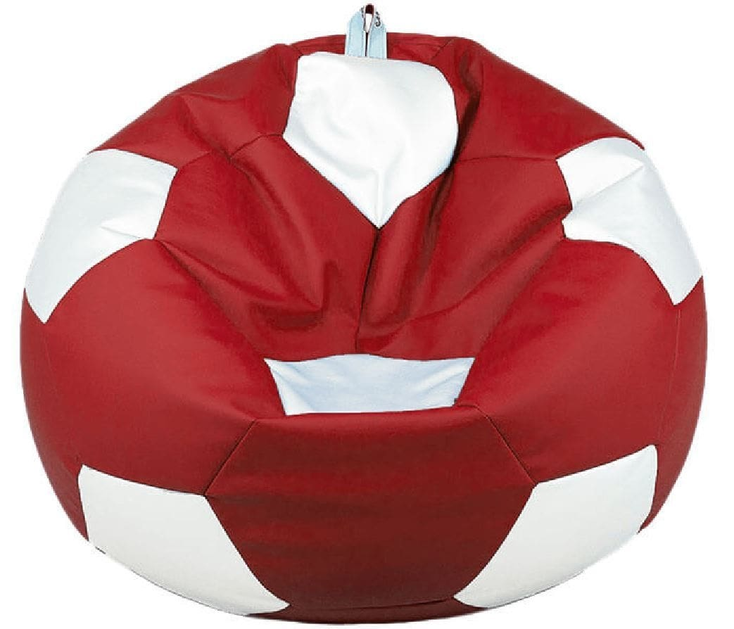 Bean Bag Soccer-Ball - Floor Cushion