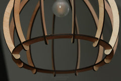 Bedroom Lamp With Night Light Rou 40 - Vasylchenko1