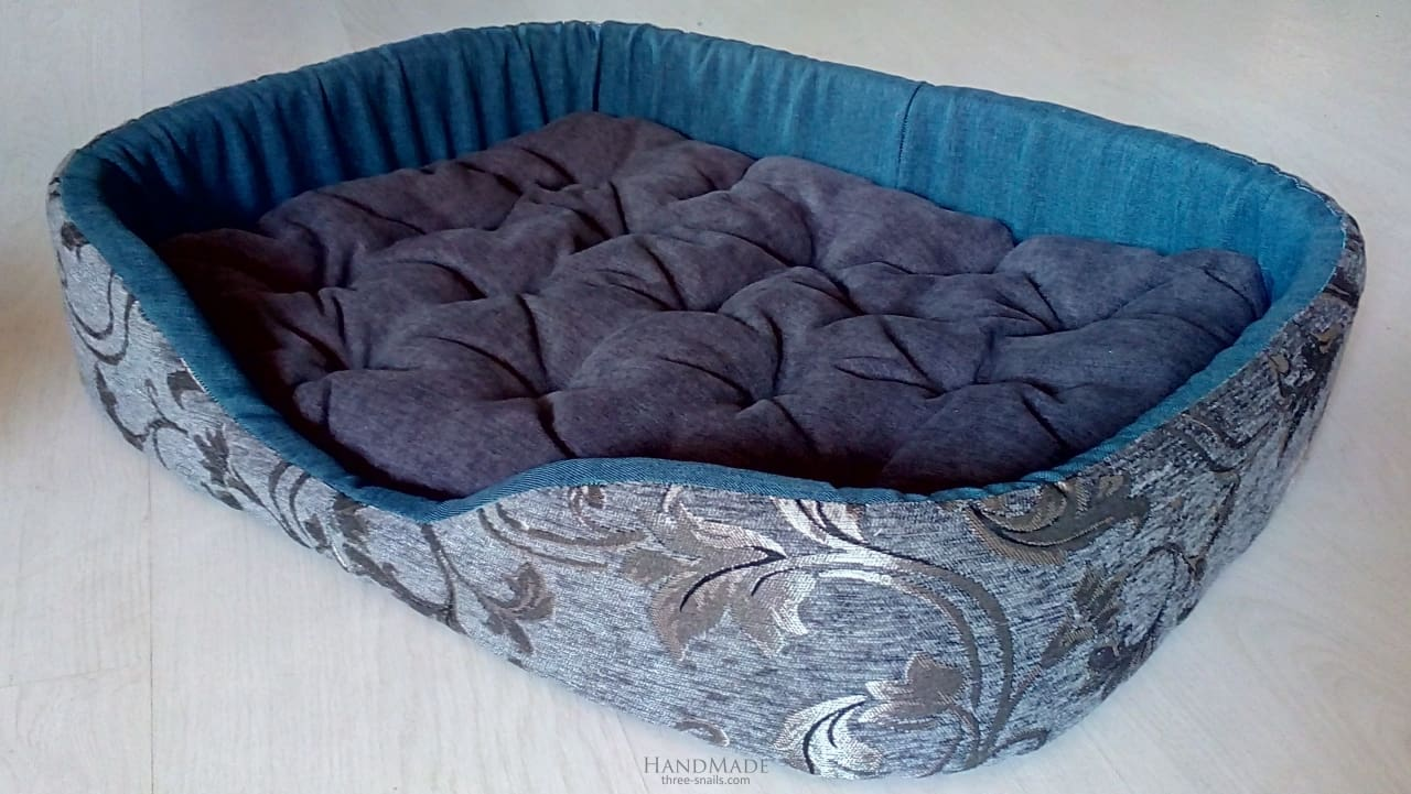 Best Dog Beds Blue - Vasylchenko1
