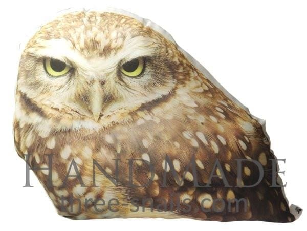 Best Throw Pillow Owl - Pillow
