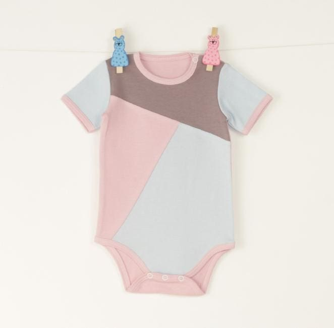 Bodysuit For Baby Girl Three Colors - Baby Clothes