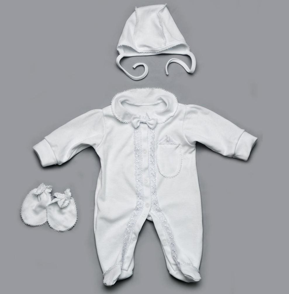 Boy Coming Home Outfit - Baptism Outfit