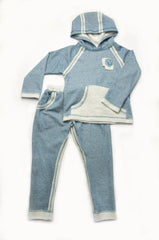 Boys Blue Jumpsuit - Baby Clothes