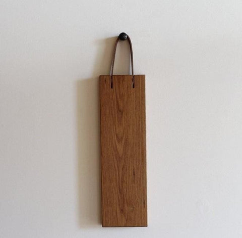 Bread Board - Oak - Cutting Board