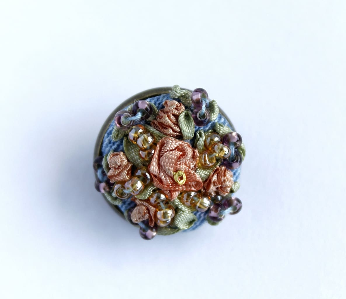 "Brooches ""Atmosphere"" - 1"