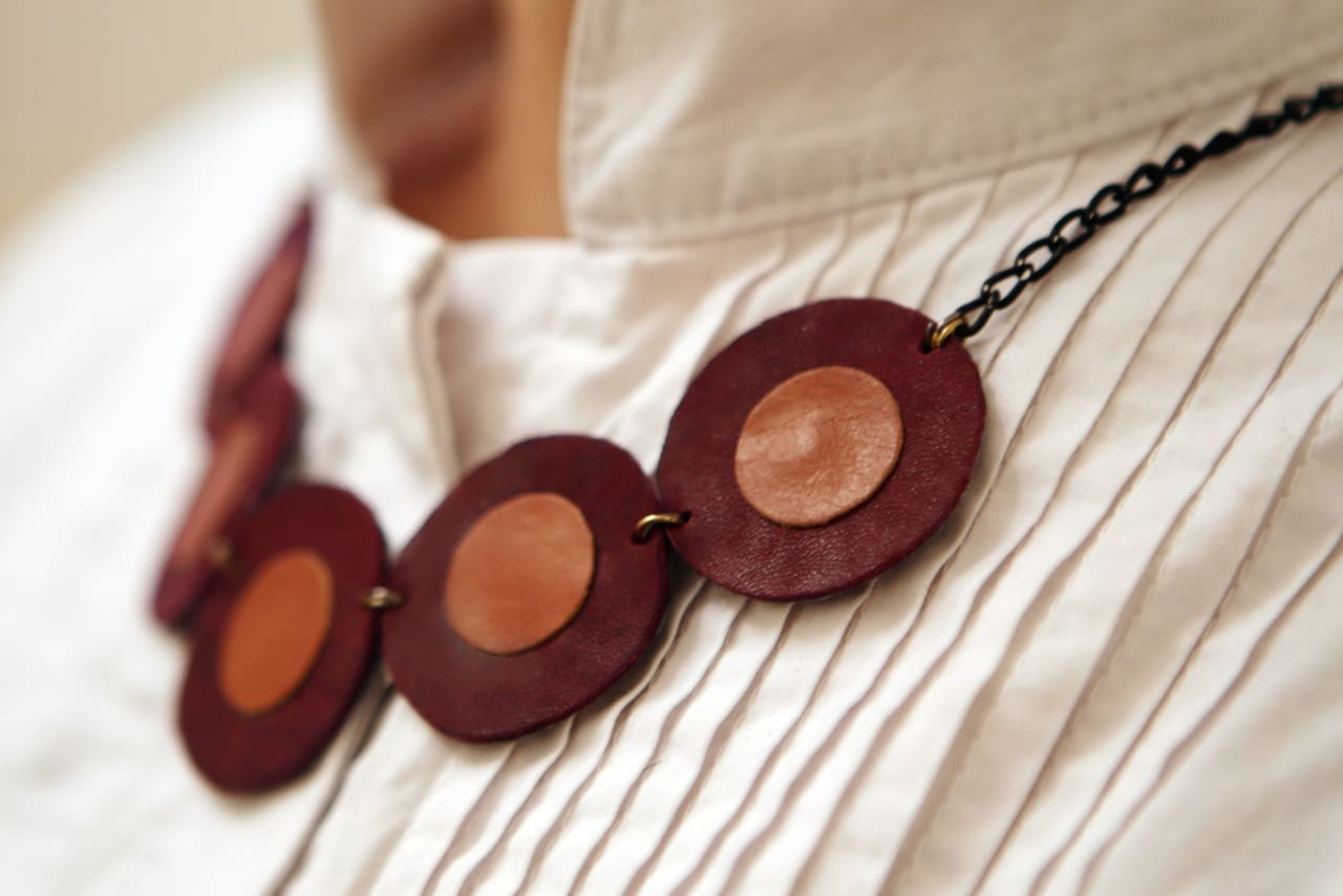 «Brownie Cookie» Necklace - 1