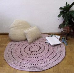 Carpet Rug Pink Tenderness - Rug
